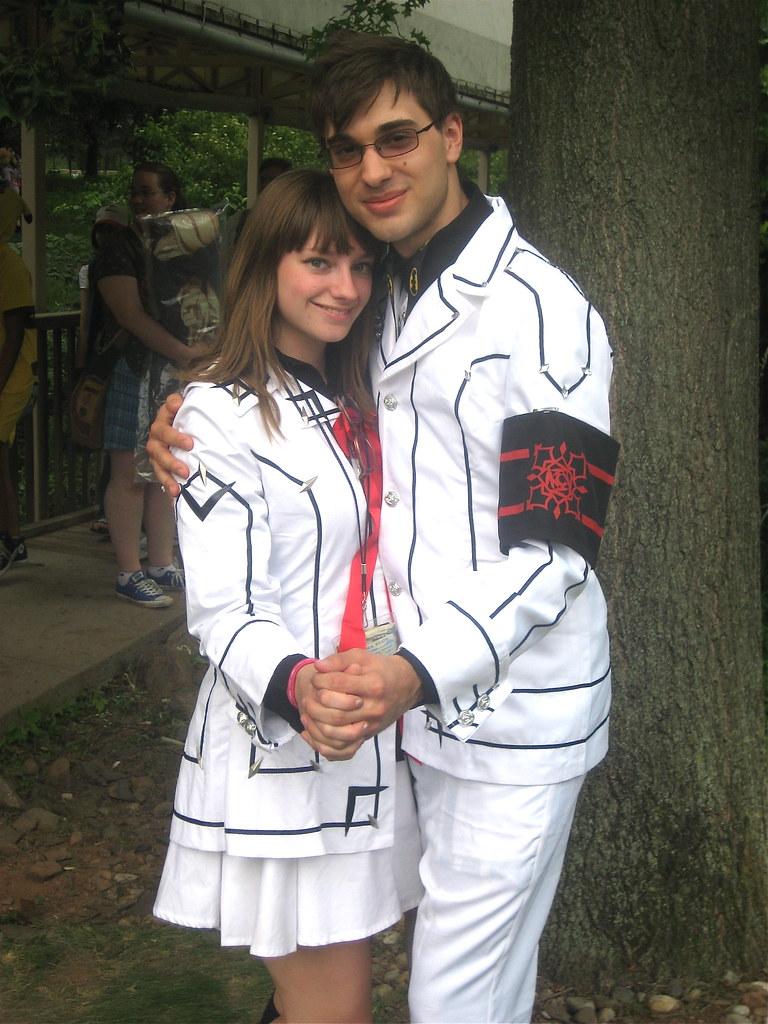 Cute Vampire Knight Cosplay Couple At Anime Next Vampire K Flickr