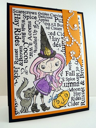 Halloween Kiddo Card