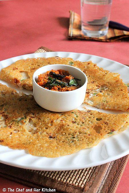how to prepare rava dosa in telugu