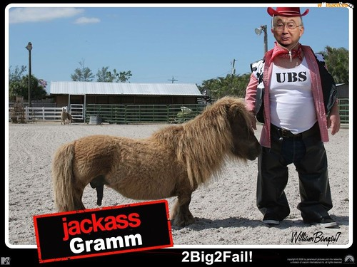 JACKASS GRAMM by Colonel Flick