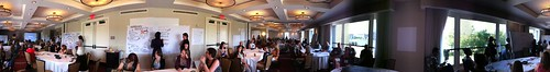Panorama of planning sessions: IFVP & Sprout Fund