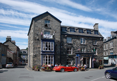Ship Hotel, Dolgellau by Helen in Wales
