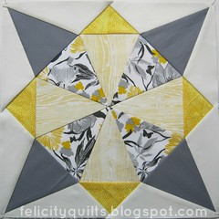 Whirling Star for Kati Stash Trad