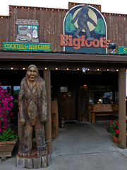 Bigfoot's