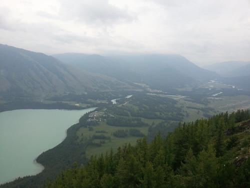 Kanasi / Lake Kanas