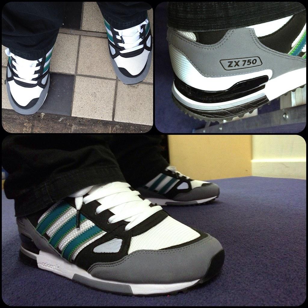 c592a7172430 Adidas ZX 750  EQT  Colourway (G17300) ( 10) WDYWT.