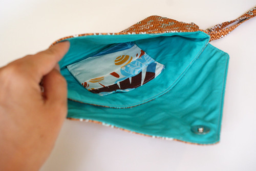 Envelope Clutch Inner