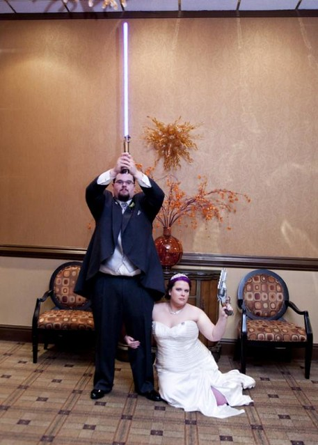 Casamento Nerd - Star Wars, FireFly, Superman
