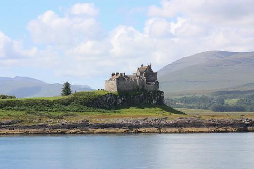 Duart Castle on Mull