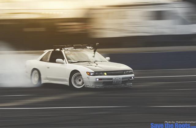 240SX Sliding