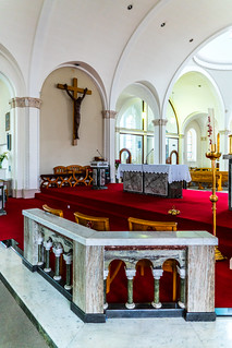 CHURCH OF CHRIST THE KING COMPLETED 1936 [SALTHILL GALWAY]-119850