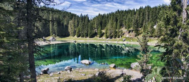 20160902 Landscape Lago di Carezza