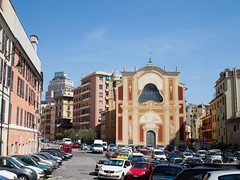 Church of San Salvatore, Genoa