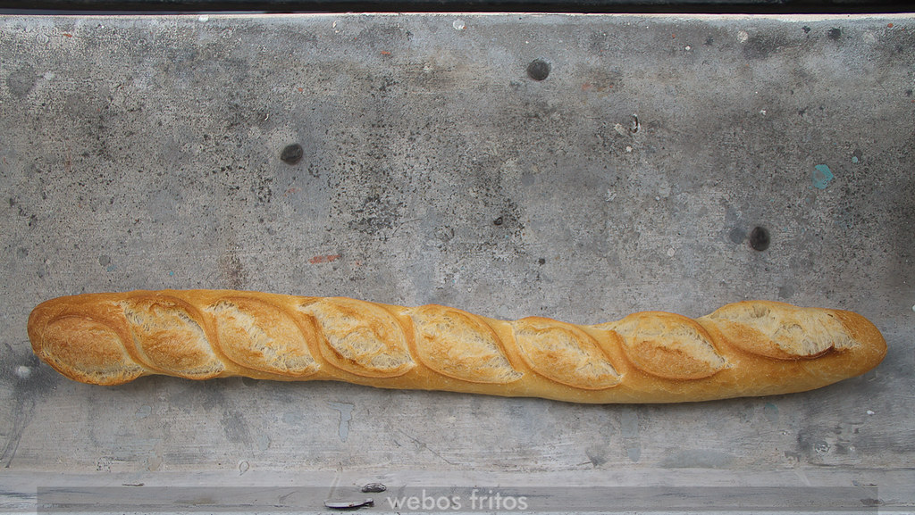 La baguette de la Patisserie Traiteur Jean Noel Julien
