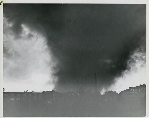 Fargo ND Tornado