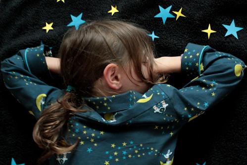 slapen tussen de sterren