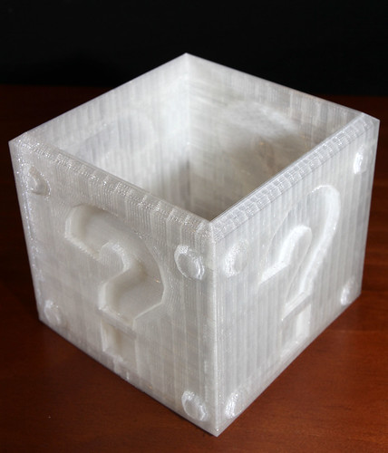 PLA Question Box