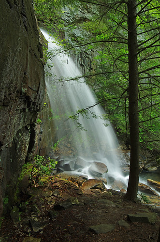 Bad Branch Falls in Letcher County, KY