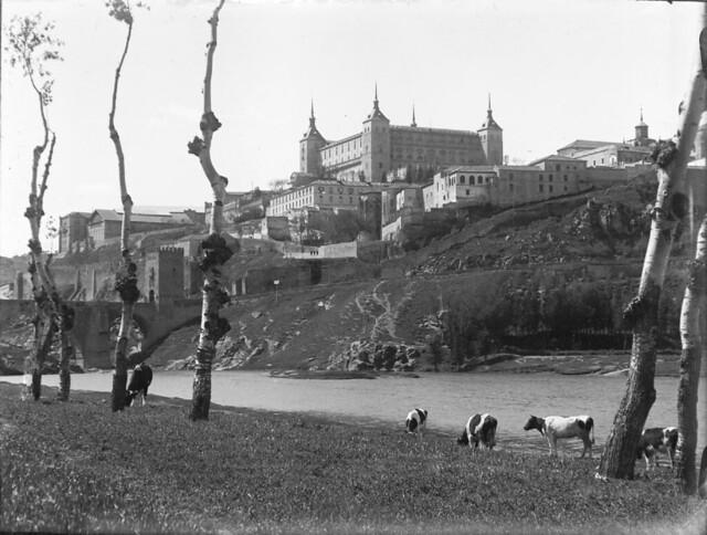 Playa de Safont en los años 20. Fotografía de Otto Wünderlich. © Fototeca del Patrimonio Histórico