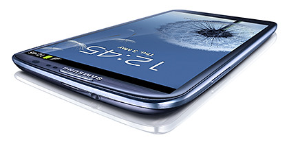 Samsung GALAXY S III will be available in Singapore from Q2 2012.