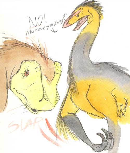 5.1.12 - Deinocheirus is Sick of This S***