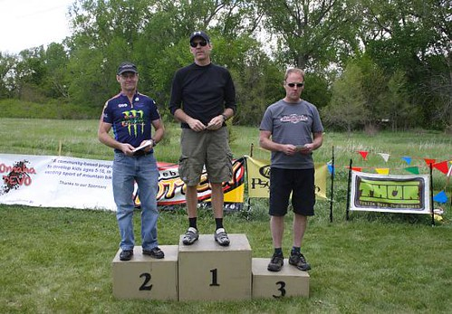 Top Podium Spot at Tranquility