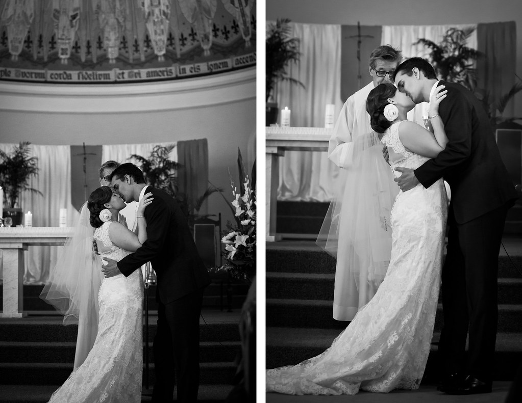 kiss ceremony