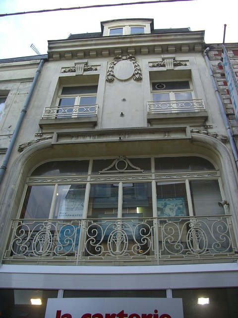 Magasin - Rue Ronville, Arras (62)