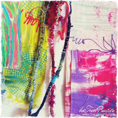 jewelry fibers and fabrics