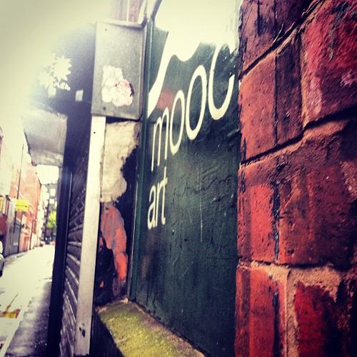 MOOC Art #ds106 #manchester