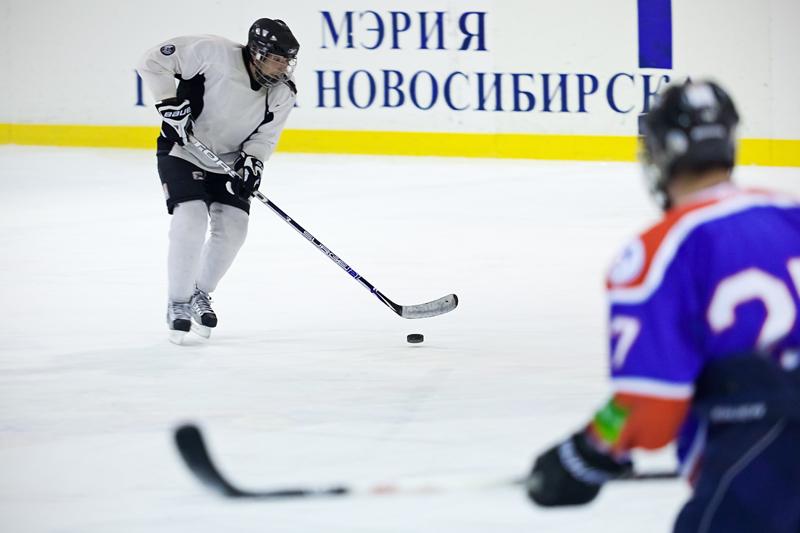 Фотографии хоккея