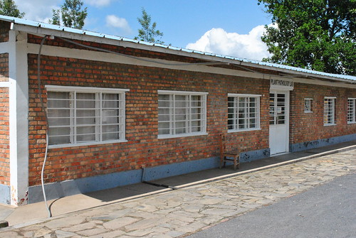 The plant pathology laboratory at Rwanda Agricultural Board (RAB) facility in Musanze District