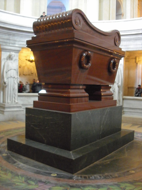 Napolean's resting place