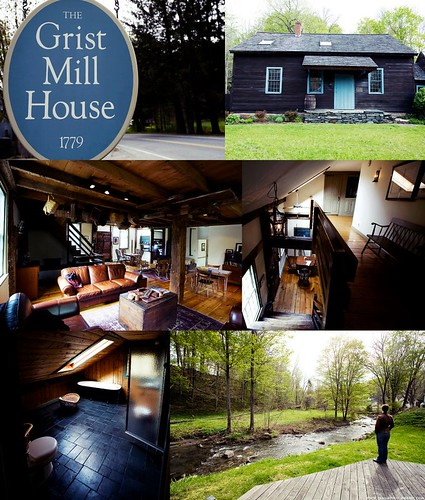 Grist Mill House 1779
