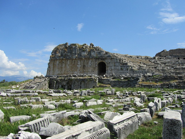 Miletus Turkey  Flickr - Photo Sharing!
