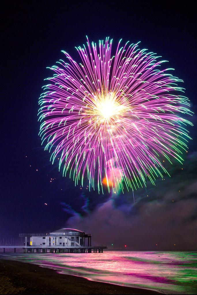 Festival Fireworks Senigallia 2012