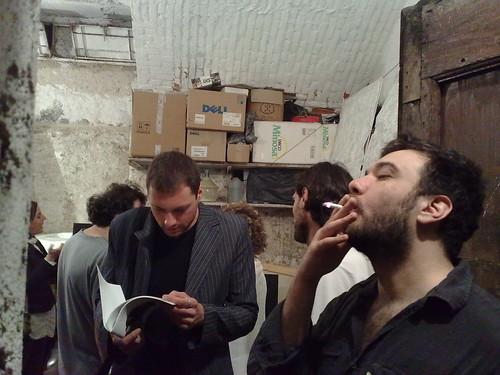 Sotto nel sotterraneo di.. by durishti