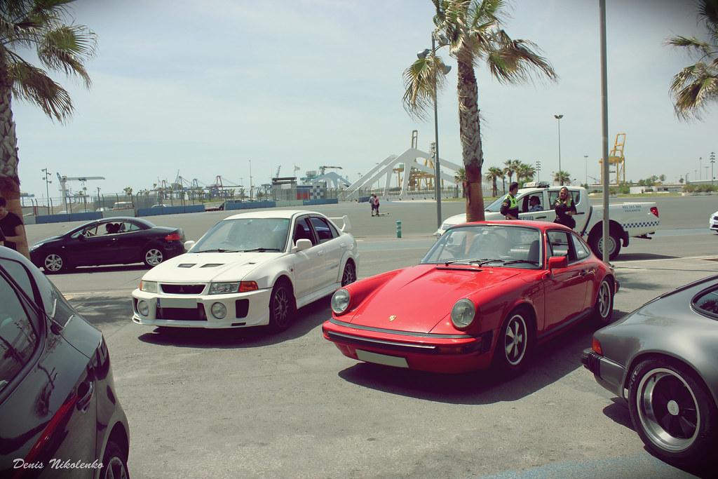Evo-Porsche