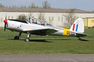 G-BTWK (WK549)