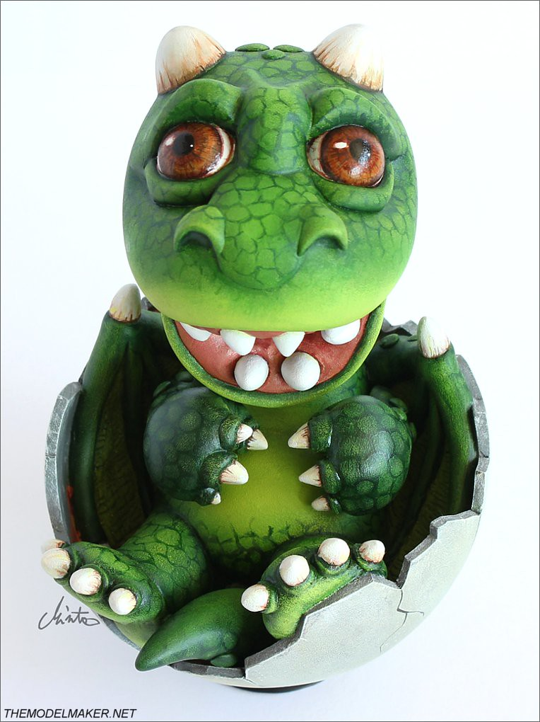 dragon baby 2