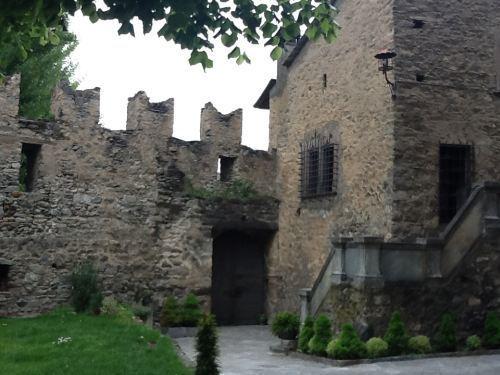 Interno del Castello, foto di Wilma Zanelli