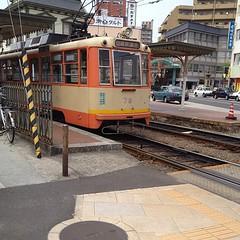 先ほどの伊予鉄マンホールは道後温泉駅のすぐそばで採取しましたよ。