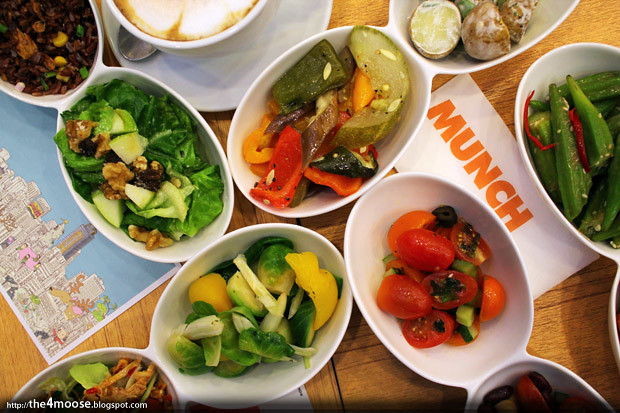 MUNCH Saladsmith - Salads