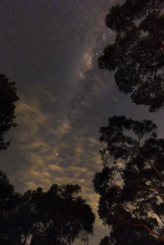 無料写真素材, 自然風景, 空, 夜空, 星, 天の川・銀河系, 風景  オーストラリア