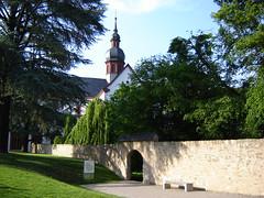 Mauer am Klostergarten