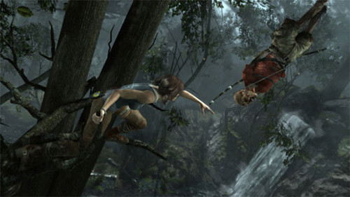 Tomb Raider Teaser Trailer Eeks out Ahead of E3