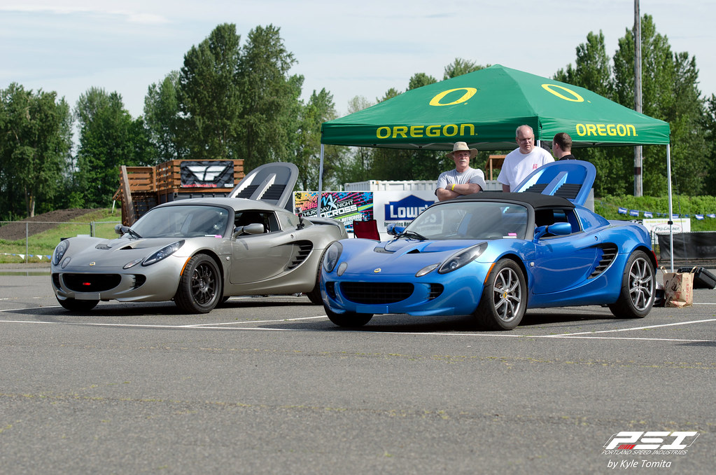 Lotus Club Track Day - 3860