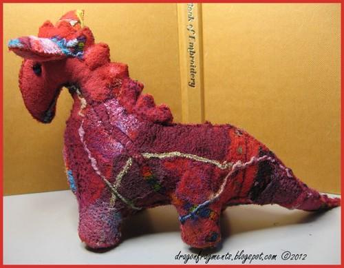 Week 20 Michaelmas dragon