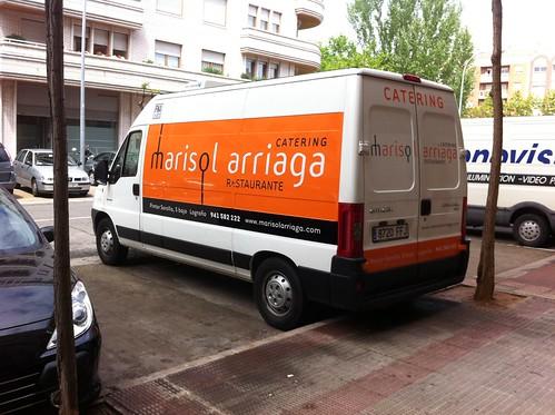 Logroño | Marisol Arriaga | Furgoneta catering