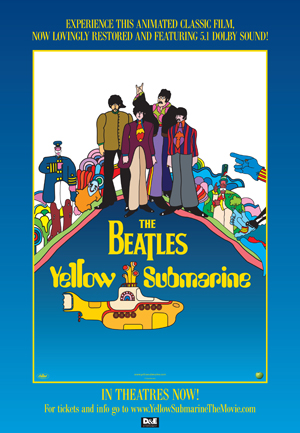 Beatles Yellow Submarine @ Clinton Street Theater